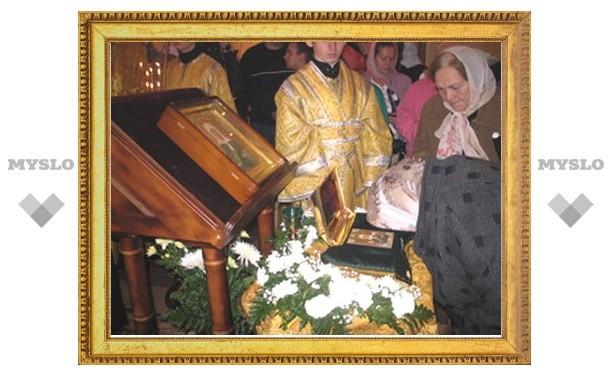 Ковчег c частицей мощей Святой Матроны привезут в ДК железнодорожников