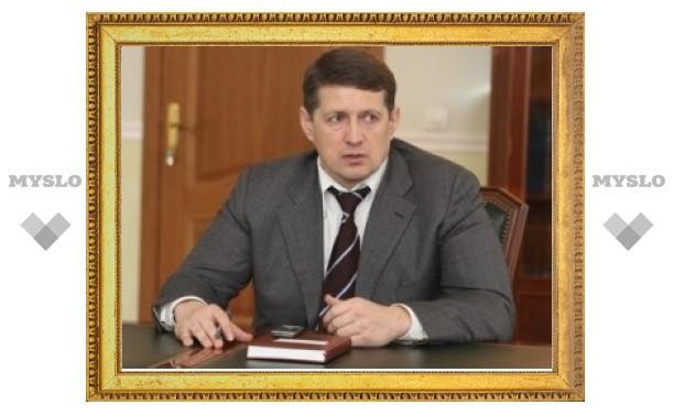 """""""Со следующей недели в докладах на совещании должны звучать перспективы"""", - мэр Тулы Евгений Авилов"""