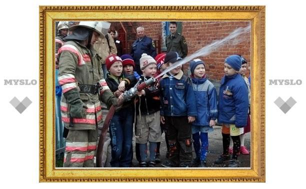 Три детсада не имеют заключения пожарного надзора