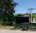 В тульском селе Высокое восстановили поврежденный после ДТП газопровод