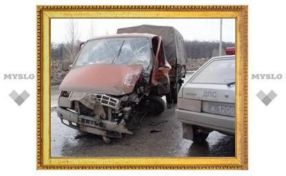 В Тульской области гражданин Молдавии подозревается в нарушении ПДД, повлекшем гибель двух человек