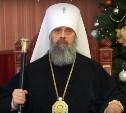 Митрополит Тульский и Ефремовский Алексий поздравил туляков с Рождеством Христовым