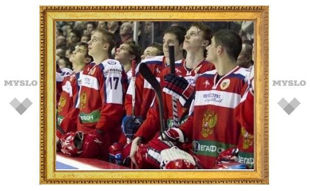Молодежная сборная России пропустила 10 шайб от канадцев