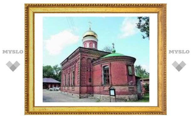 5 февраля: В Туле освящен храм Серафима Саровского