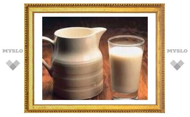 В Туле снова поднялись цены на молоко