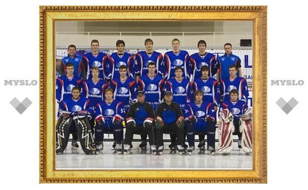 Хоккеисты российской команды отравились перед матчем