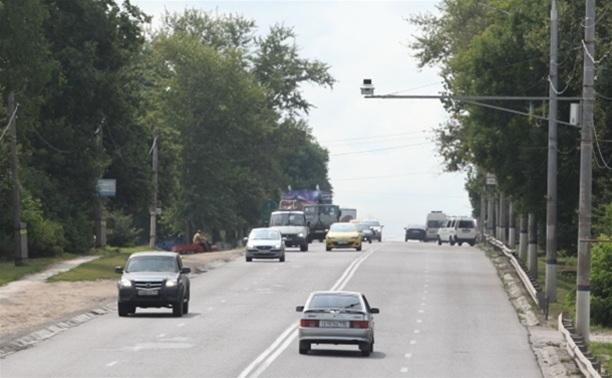 Где в Туле появятся новые дорожные камеры?