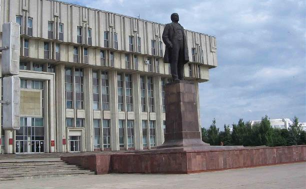 Туляк предлагает убрать памятник Ленина из центра города в Пролетарский парк