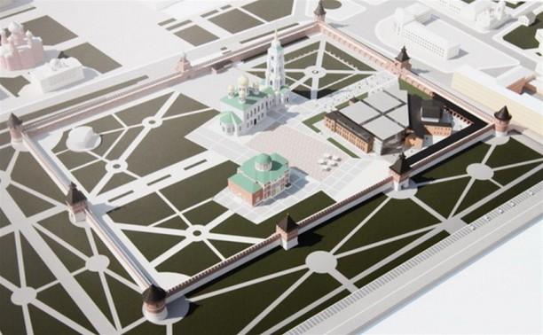 """""""Важно, чтобы Тульский кремль стал местом отдыха туляков и гостей города"""", - Владимир Груздев"""