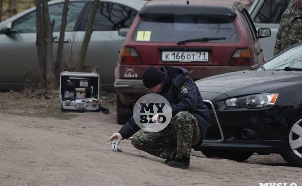 Взрыв во дворе Тулы: возбуждено уголовное дело по статье «Покушение на убийство»