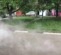 В Туле по улице Лейтейзена течет кипяток
