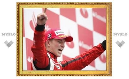 Нико Хюлькенберг одержал победу в обеих гонках пятого этапа GP2 Series