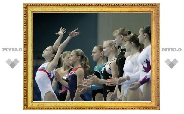 Челябинск примет тульских гимнасток
