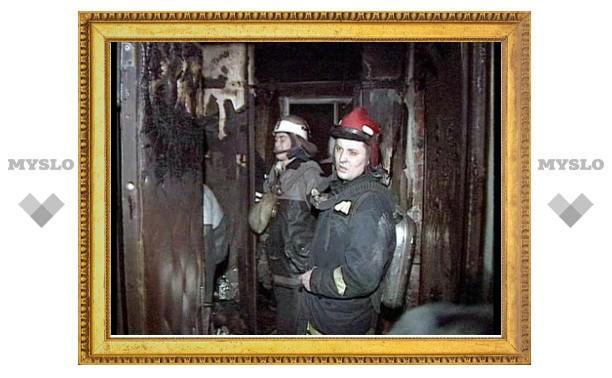 Убийцы подожгли многоквартирный дом