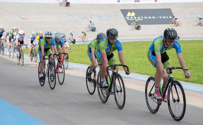 На тульском треке пройдет открытое первенство по велоспорту
