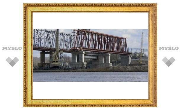 В Алексине началось строительство моста