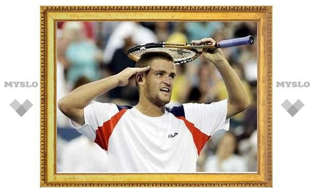 Южный первым из россиян стартует в теннисном турнире Олимпиады