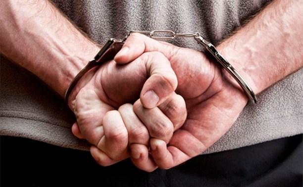 Тульские полицейские задержали преступника, объявленного в федеральный розыск