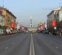 К 9 Мая улицы Тулы украсят светодиодные «Звёзды Героя»