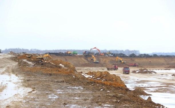 Индустриальный парк «Узловая» получит поддержку из федерального бюджета