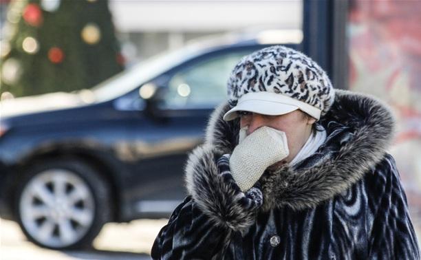 Морозы-2014 бьют рекорды