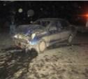 На трассе «Тула-Новомосковск» столкнулись «Шевроле» и «десятка»