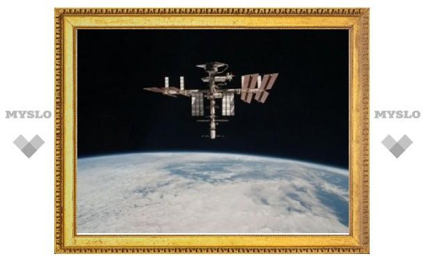 Орбиту МКС изменили из-за китайского спутника