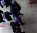 Буйный житель Донского устроил погром в супермаркете