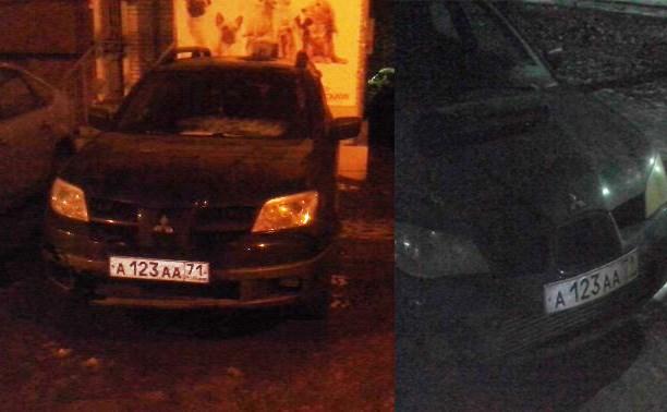 Полицейские проверят машины-близнецы с одинаковыми номерами