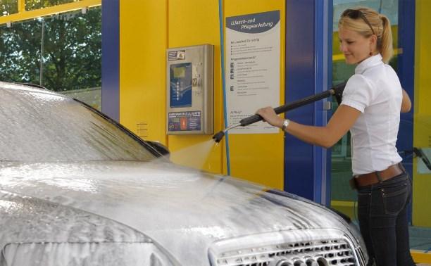 В Туле откроют новую автомойку самообслуживания