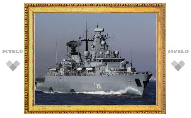 Германия отказалась поддержать морскую блокаду Ливии