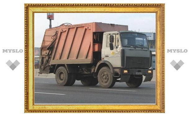 Кто будет вывозить мусор с улиц Тулы?