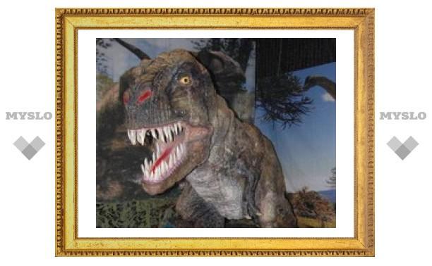 Бесплатные билеты на выставку роботов-динозавров!