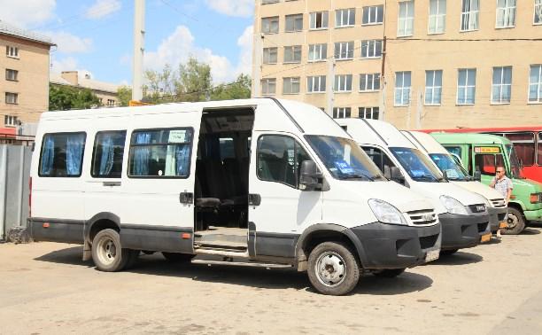 Нелегальных перевозчиков начнут штрафовать с 15 июля