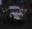 В ДТП с двумя маршрутками пострадали несколько человек