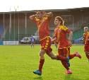 Тульский «Арсенал» одержал победу над нижегородской «Волгой» со счетом 1:0