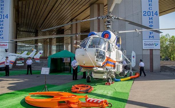 Тульские спасатели изучили новейшие технические разработки