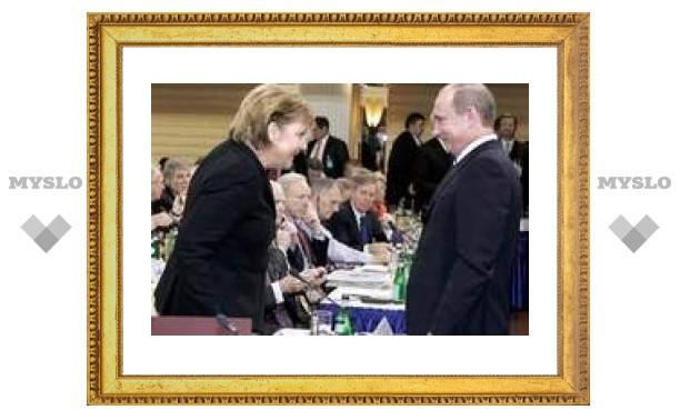 Европейские лидеры просили Путина остаться на третий срок