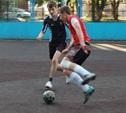 В Туле стартует новый сезон Дворовой футбольной лиги