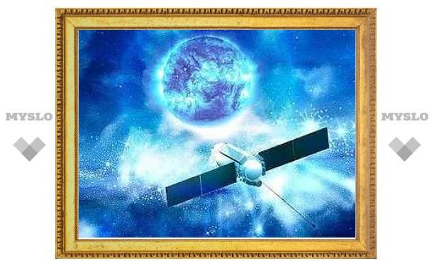 Российский научный спутник подал признаки жизни