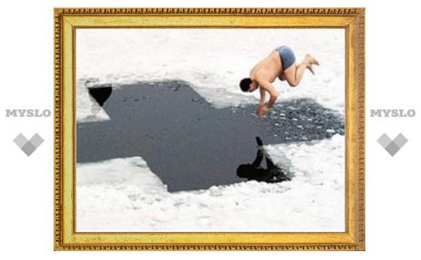 Жителей Иркутска призвали не пить святую воду из загрязненных источников