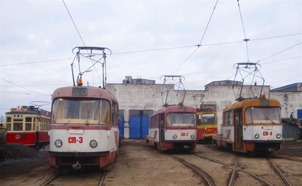 Тульские трамваи меняют маршруты