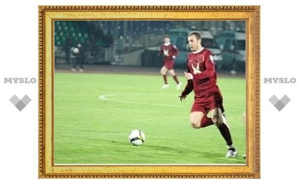 """""""Рубин"""" расстался с призером Евро-2008"""