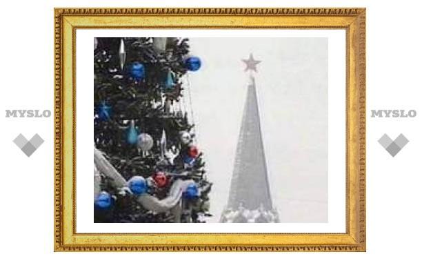 Новогодние каникулы в России продлятся 10 дней