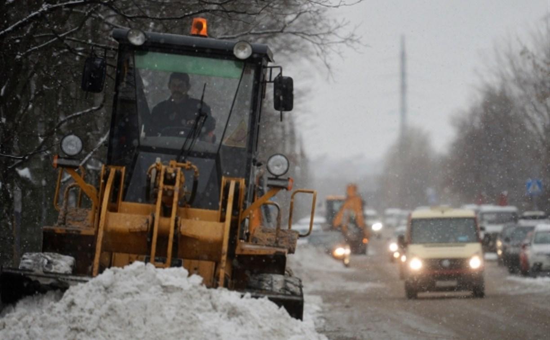 Тульский ОНФ проверит качество уборки дорог и тротуаров от снега