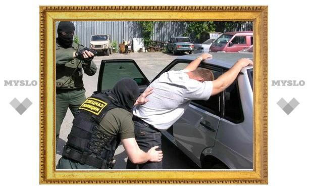 В Туле задержан наркоторговец-оптовик
