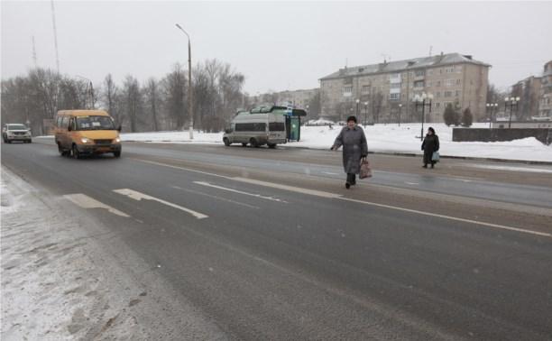 В России трамвайные пути приравняли к пешеходным переходам