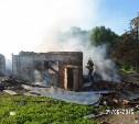 В Плавском районе при пожаре в жилом доме погибли две пенсионерки