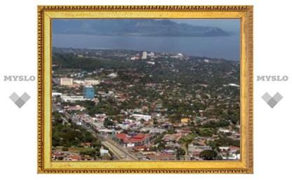 Сильное землетрясение вызвало панику в Никарагуа