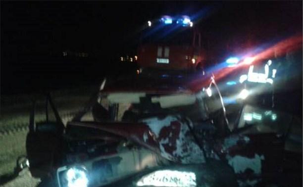 Вечером 19 февраля в Тульской области произошло два лобовых ДТП